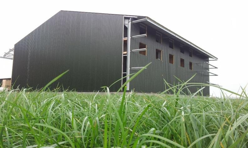 Realiseren nieuwbouw aardappelbewaarplaats Mts.Sturm te Wieringerwerf.