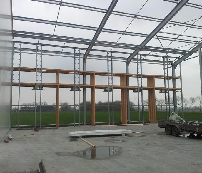 Realiseren nieuwbouw aardappelbewaarplaats Mts.Sturm te Wieringerwerf 7