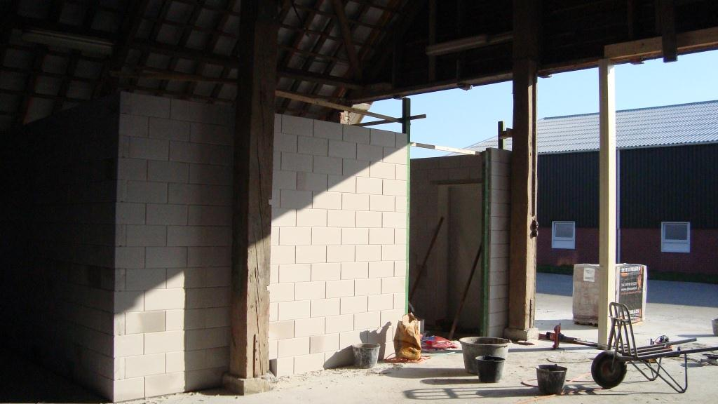 Renoveren bestaande schuur te Slootdorp3