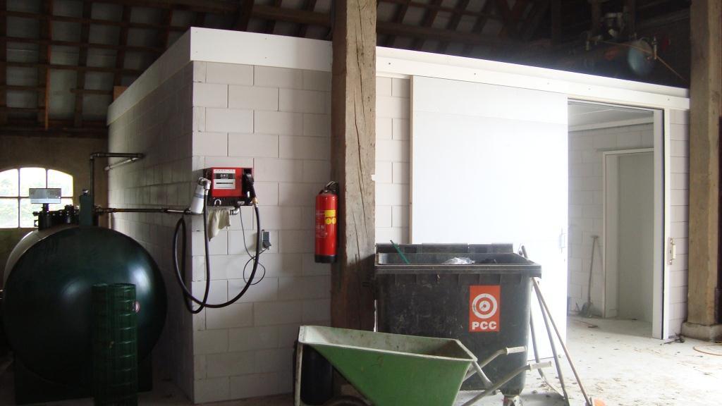 Renoveren bestaande schuur te Slootdorp 6