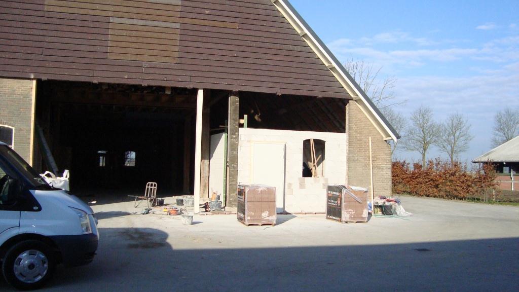 Renoveren bestaande schuur te Slootdorp2