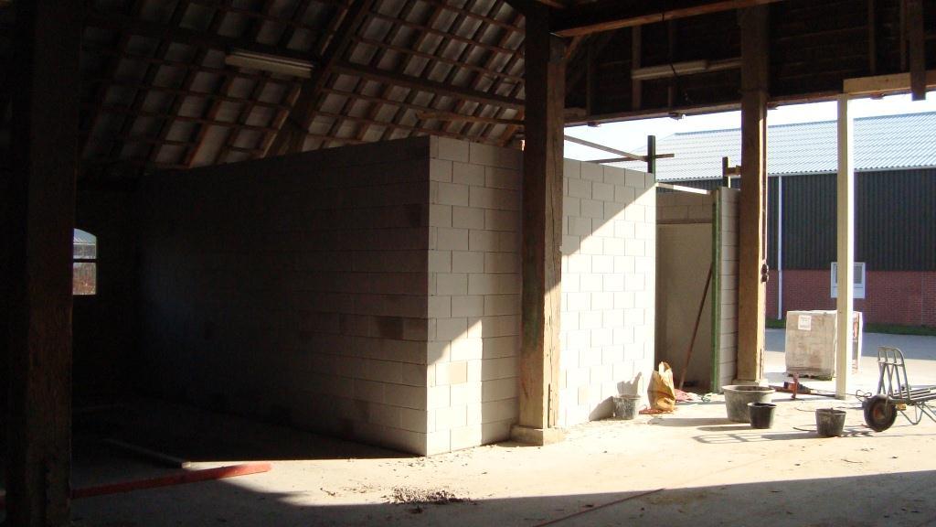 Renoveren bestaande schuur te Slootdorp4