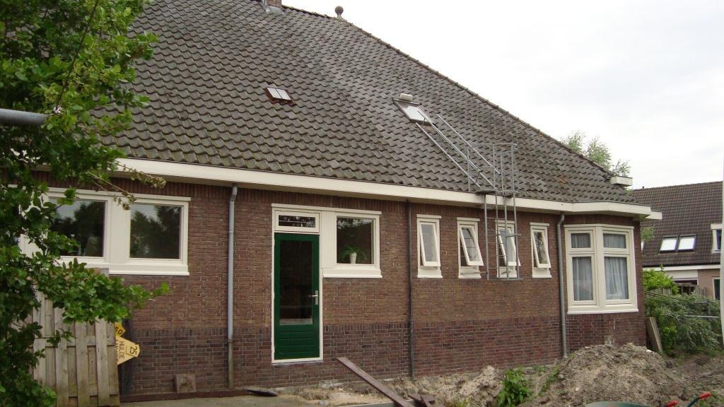 """Verbouw dorpshuis """"De Oude School"""" te Hensbroek"""