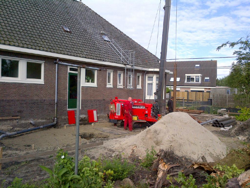 """Heien verbouw dorpshuis """"De Oude School"""" te Hensbroek"""