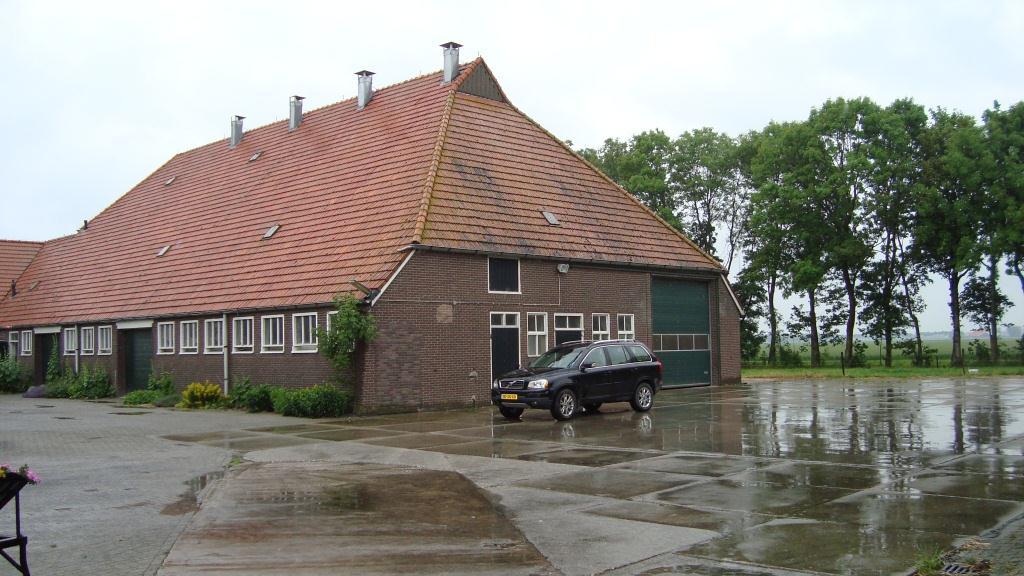 Renoveren en uitbreiden schuur te Wieringerwerf.