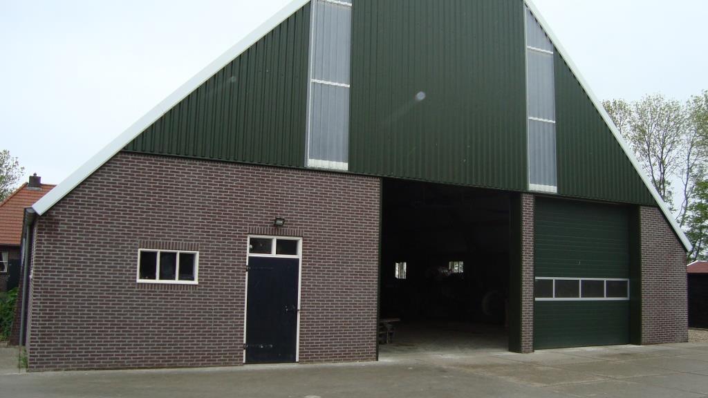 Opgeleverd renoveren en uitbreiden schuur te Wieringerwerf2