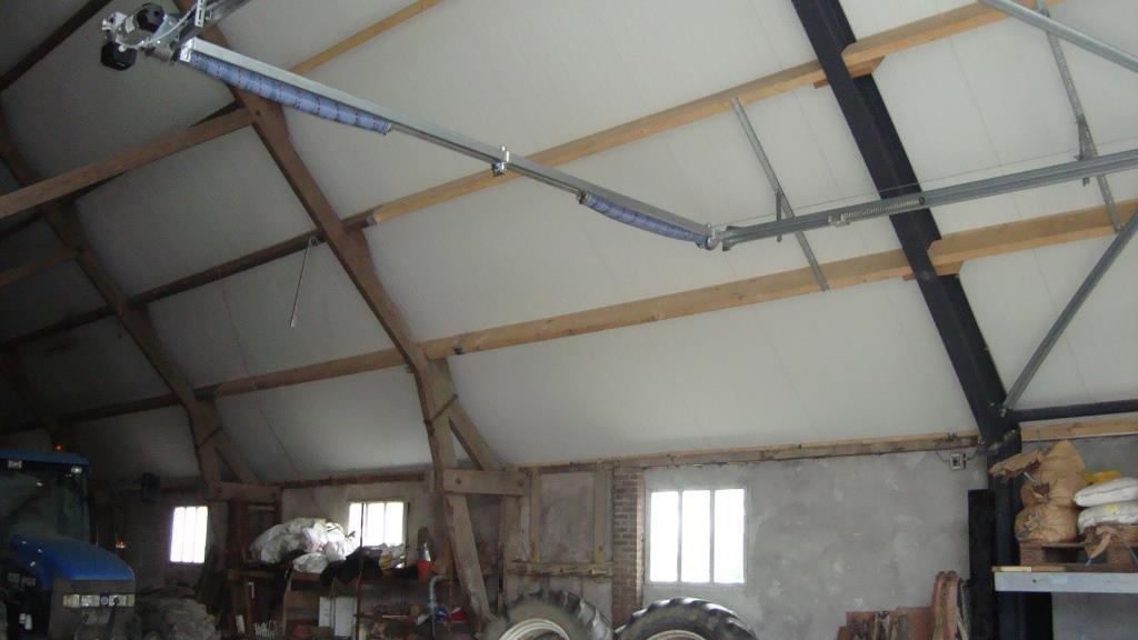 Opgeleverd renoveren en uitbreiden schuur te Wieringerwerf4
