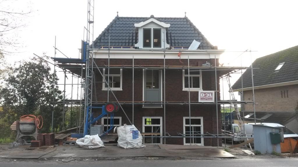 Aanzicht woning dakpannen geplaatst Rustenburgerdijk 18 te Ursem2