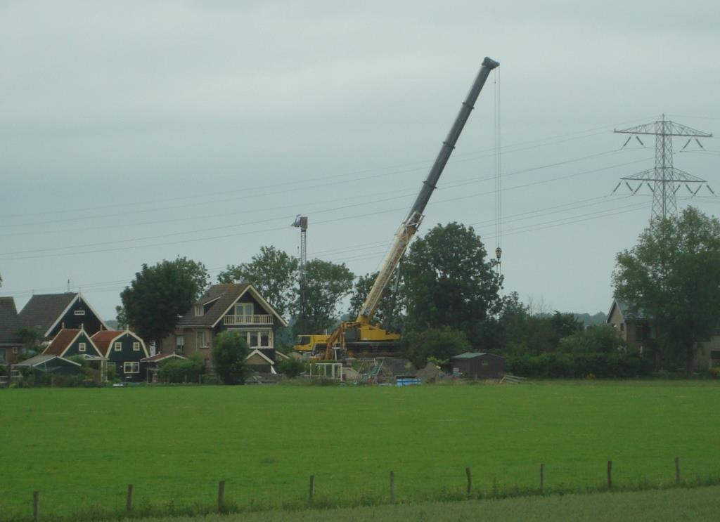 Kelder en vloer nieuwbouw woning Rustenburgerdijk 18 te Ursem 1