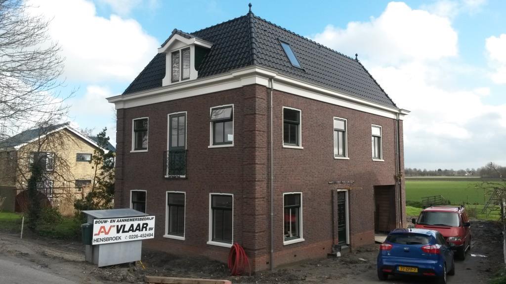 Oplevering casco Nieuwbouw woning Rustenburgerdijk 18 te Ursem5