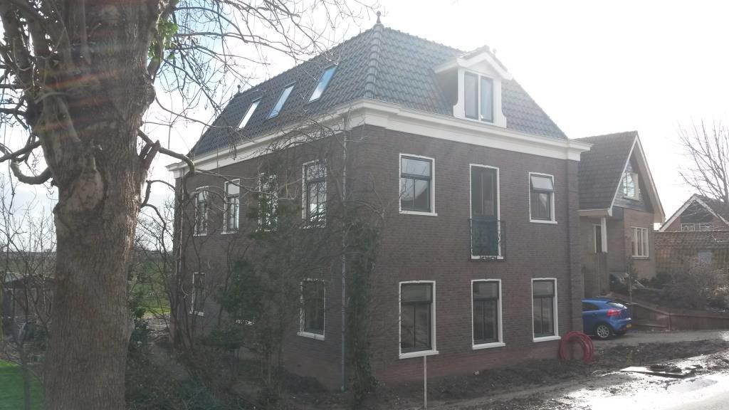 Oplevering casco Nieuwbouw woning Rustenburgerdijk 18 te Ursem4