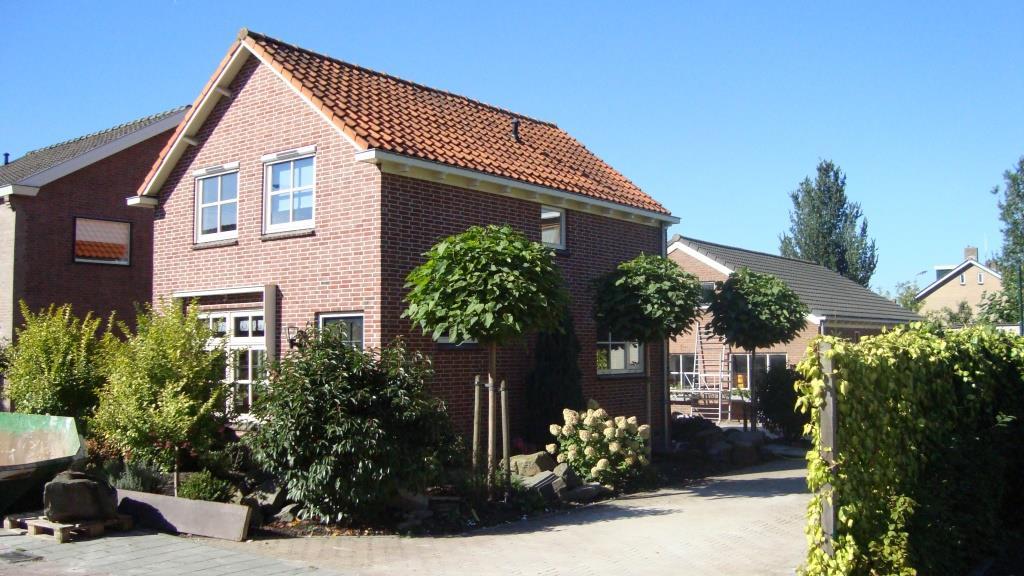 Bestaande situatie Uitbreiding woning Horstenburgstraat 2 te Obdam