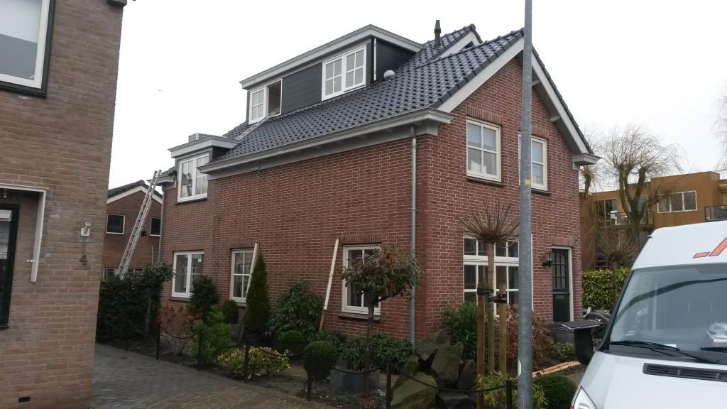 Zink gevelmetselwerk, keralit Uitbreiding woning Horstenburgstraat 2 te Obdam4