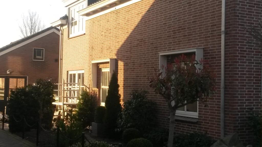 Linkerzijgevel Uitbreiding-verbouw woning Horstenburgstraat 2 te Obdam2