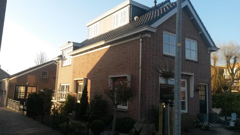 Voorgevel Uitbreiding-verbouw woning Horstenburgstraat 2 te Obdam1