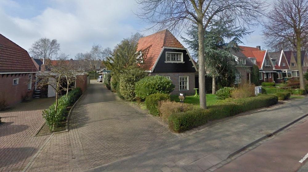 Bestaande situatie Noord te Schagen Centrum, nieuwbouw woning2