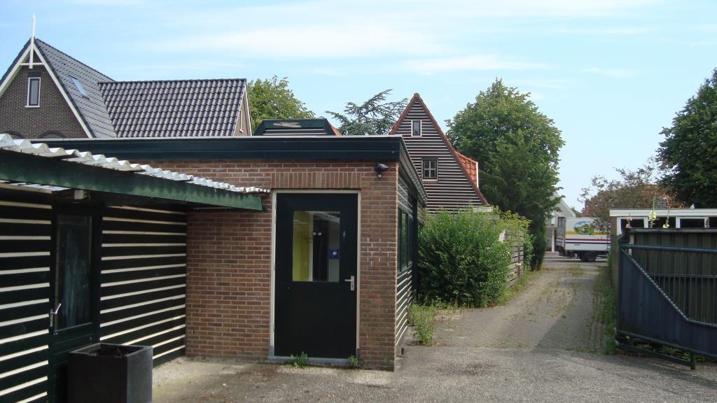 Bestaande situatie Noord te Schagen Centrum, nieuwbouw woning4