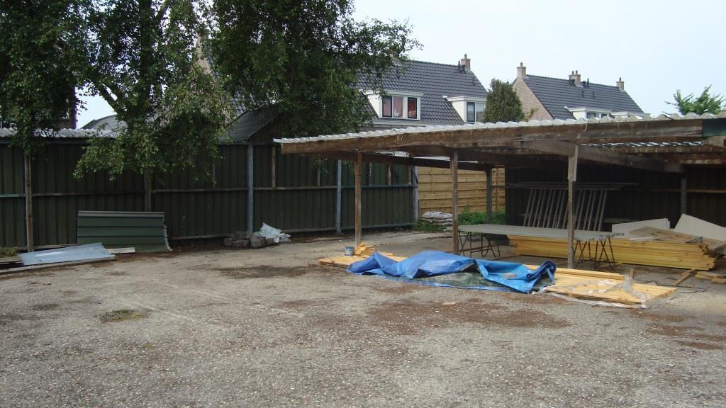 Bestaande situatie Noord te Schagen Centrum, nieuwbouw woning5