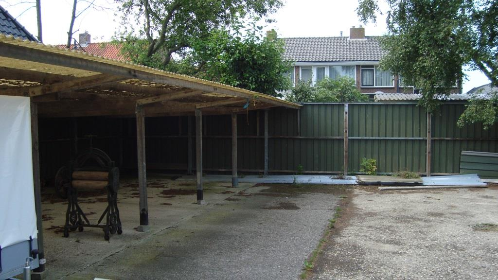 Bestaande situatie Noord te Schagen Centrum, nieuwbouw woning6