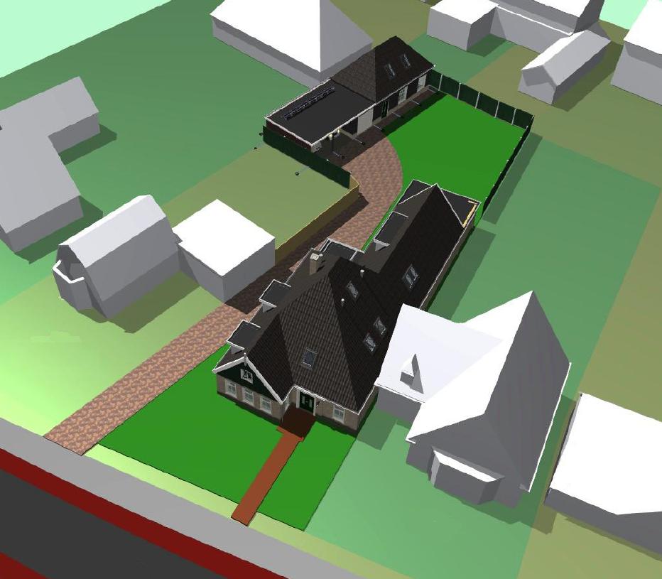 Nieuwbouw woonhuis met garage en carport traditioneel te Schagen
