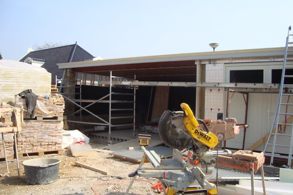 gevelmetselwerk-boerengeeltjes, nieuwbouw woning-noord-schagen-garage-carport