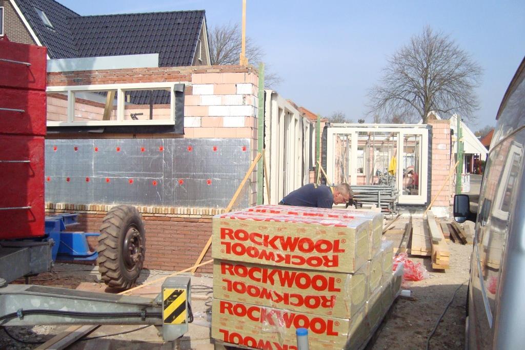 gevelmetselwerk-isolatie, nieuwbouw woning-noord-schagen-garage-carport