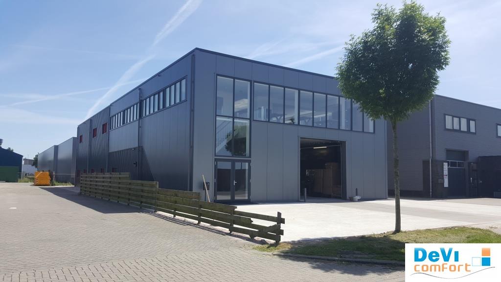 2DeVi Comfort - verbouw bedrijfsgebouw Vaart 3 t1713 GR Obdam- Vlaar Bouw- Hensbroek