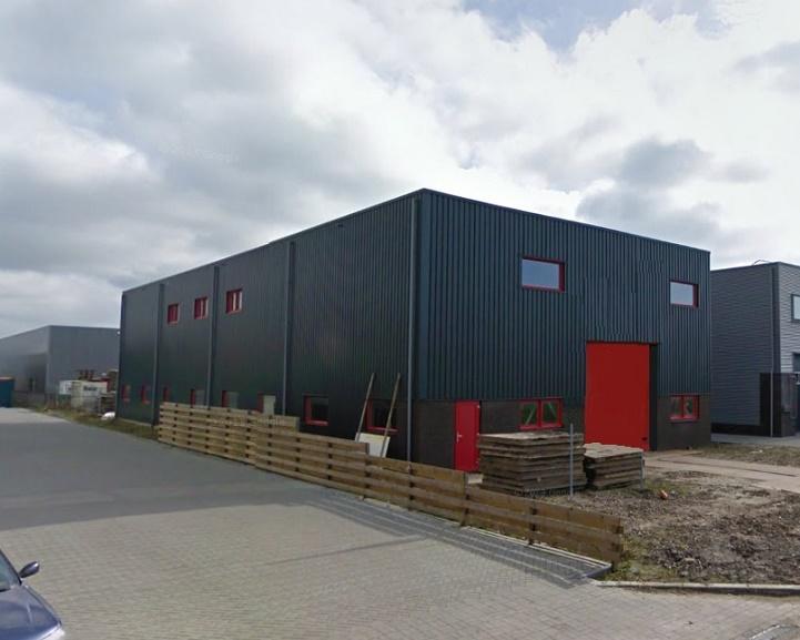Bestaande situatie-2Verbouw Utiliteits-bedrijfs-kantoorgebouw-DeVi Comfort Vaart te Obdam Vlaar-Hensbroek