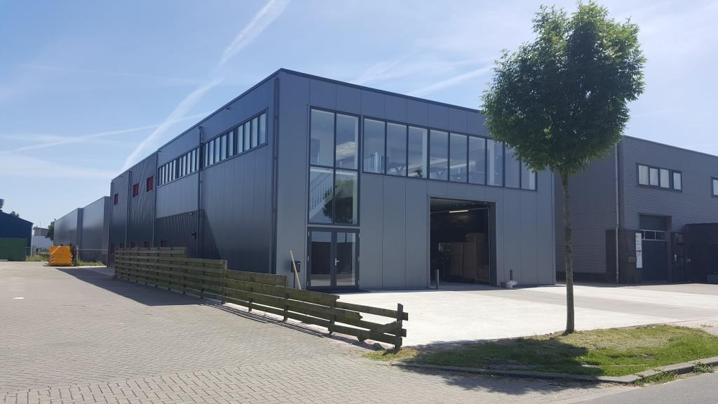 DeVi Comfort - verbouw bedrijfsgebouw Vaart 3 t1713 GR Obdam- Vlaar Bouw- Hensbroek