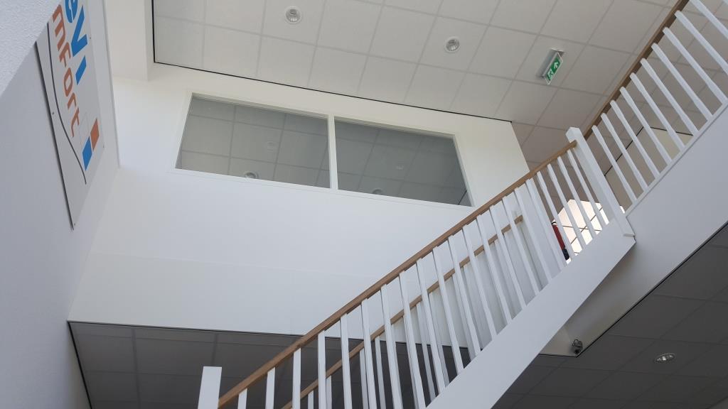 binnen verbouw bedrijfsgebouw Vaart Obdam Vlaar-Hensbroek - DeVi Comfort10