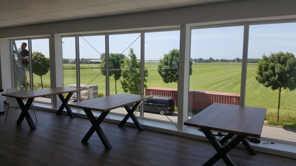 binnen verbouw bedrijfsgebouw Vaart Obdam Vlaar-Hensbroek - DeVi Comfort15