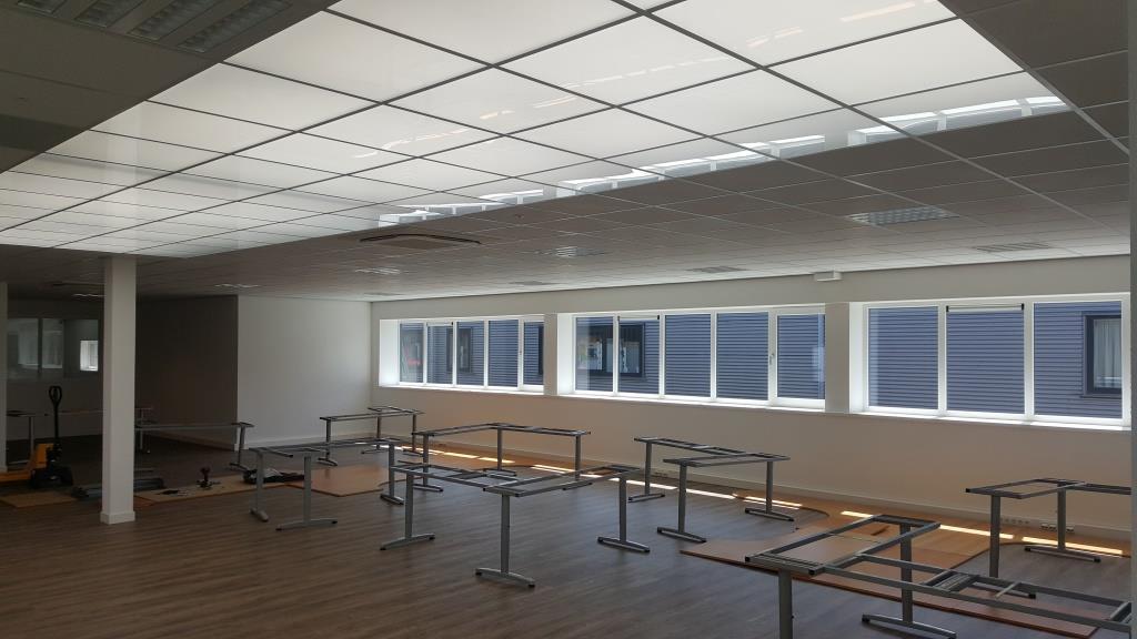 binnen verbouw bedrijfsgebouw Vaart Obdam Vlaar-Hensbroek - DeVi Comfort19