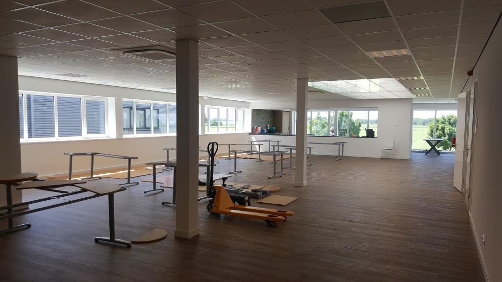 binnen verbouw bedrijfsgebouw Vaart Obdam Vlaar-Hensbroek - DeVi Comfort26