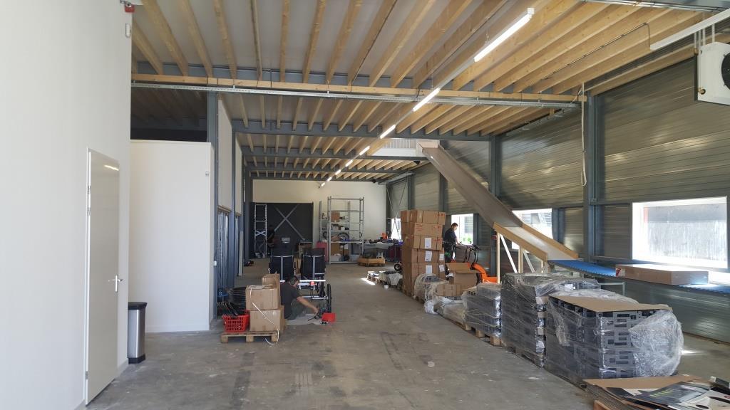 binnen verbouw bedrijfsgebouw Vaart Obdam Vlaar-Hensbroek - DeVi Comfort5