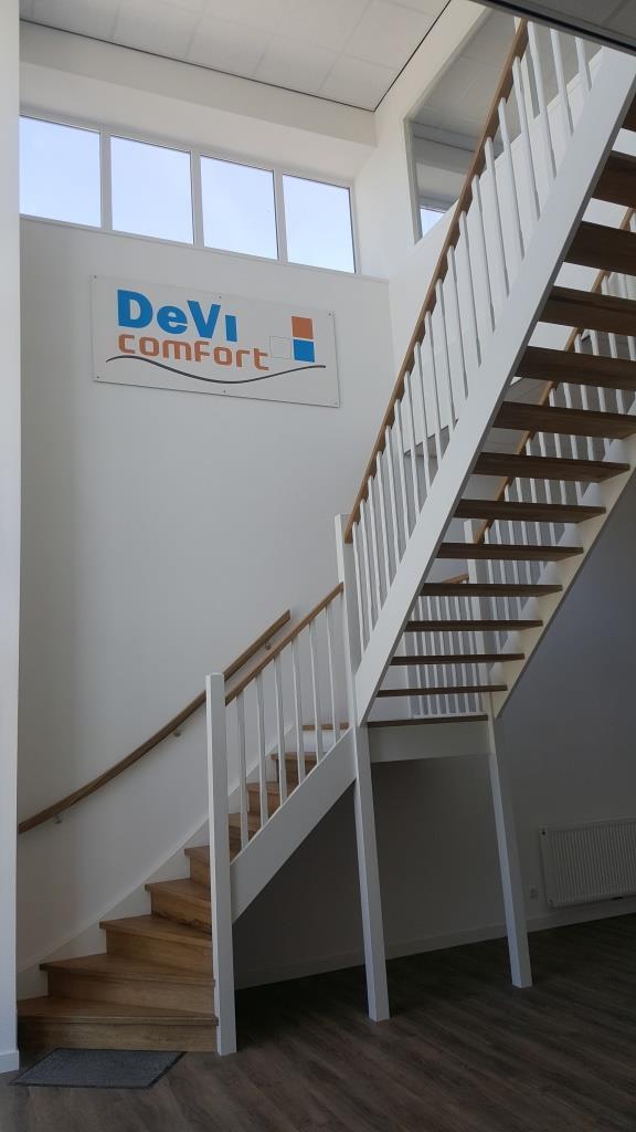 binnen verbouw bedrijfsgebouw Vaart Obdam Vlaar-Hensbroek - DeVi Comfort7