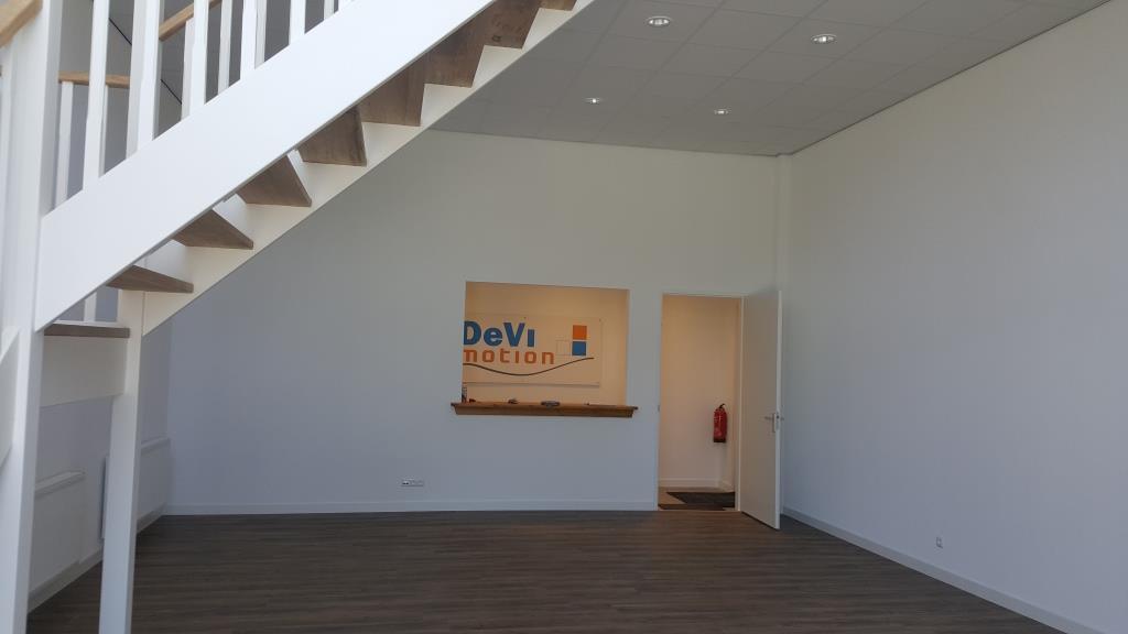 binnen verbouw bedrijfsgebouw Vaart Obdam Vlaar-Hensbroek - DeVi Comfort9