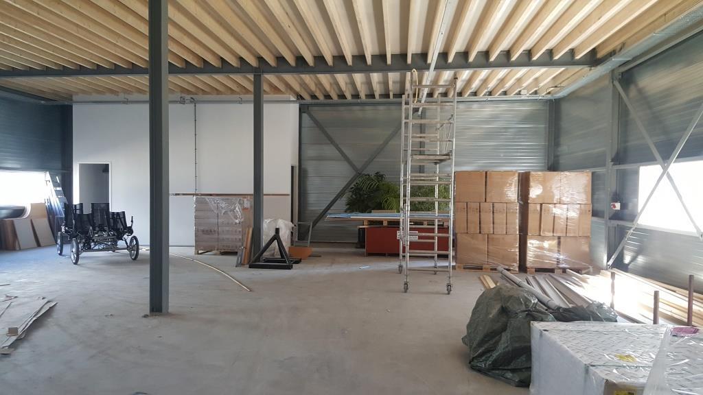 binnen verbouw bedrijfsgebouw Vaart Obdam Vlaar-Hensbroek - DeVi2
