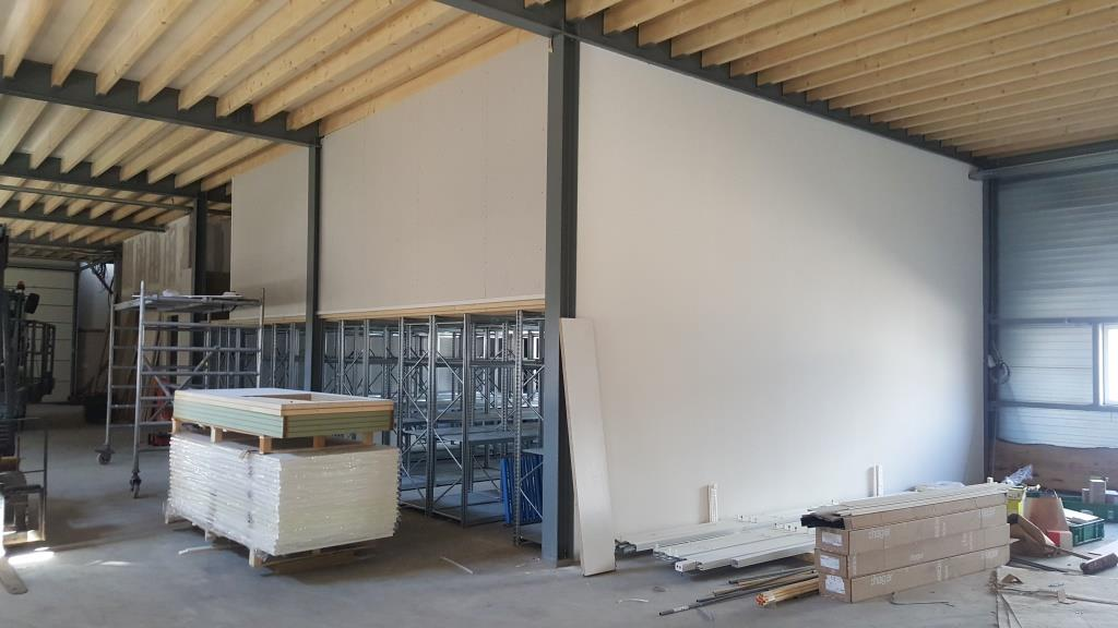 binnen verbouw bedrijfsgebouw Vaart Obdam Vlaar-Hensbroek - DeVi3