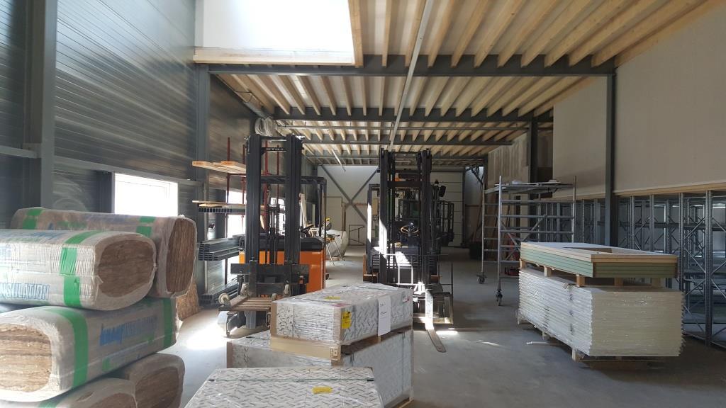 binnen verbouw bedrijfsgebouw Vaart Obdam Vlaar-Hensbroek - DeVi4