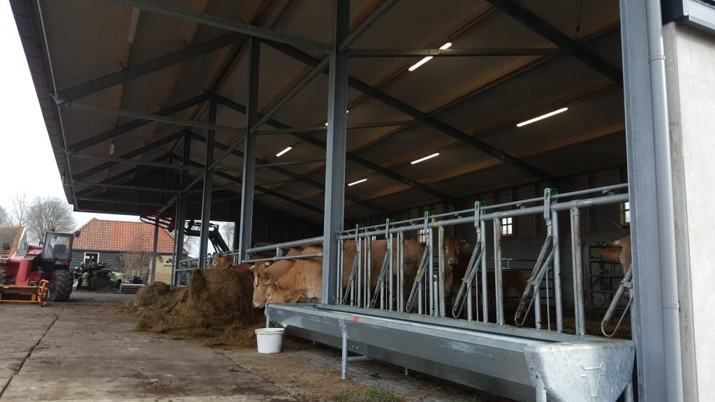 7NIEUWBOUW MACHINEBERGING AGRARISCH HOOGWOUD OVERKAPPING NOORDHOLLAND VLAAR- RABAT STAAL ONDERHOUDSVRIJ